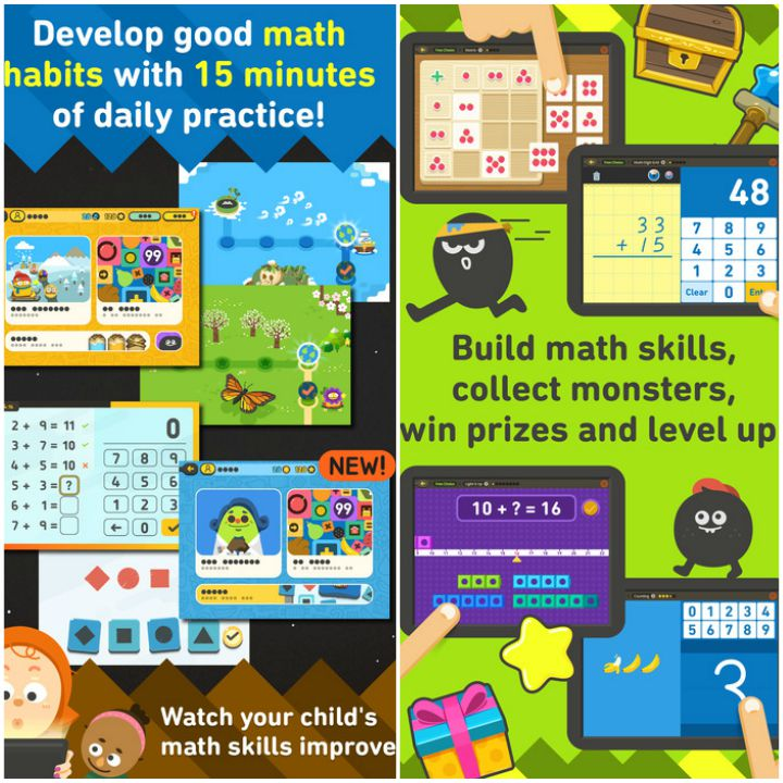 23 Kids Learning Apps - Todo Math.