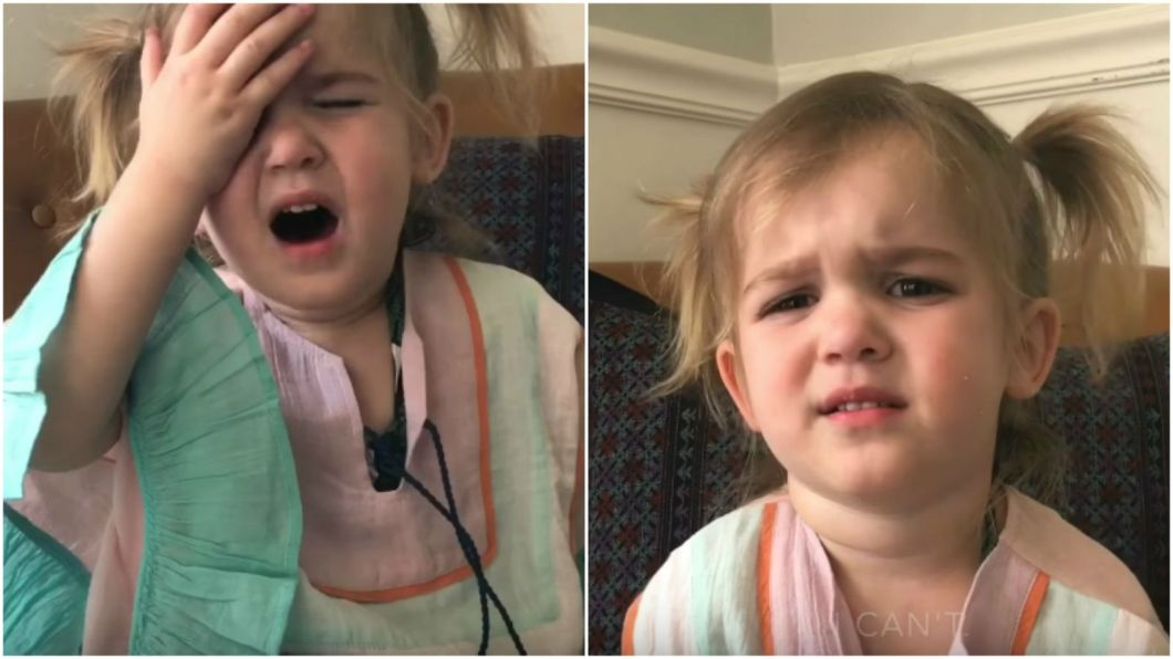 2-Year-Old Mila Finds Out Her Family Is on a Budget and She's Not Happy!
