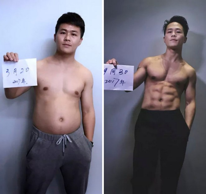 Jesse's results are impressive and while he could have reached his goal by training on his own.