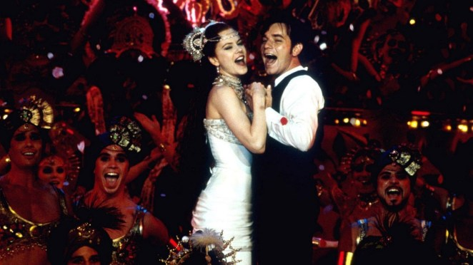 15 Best Romantic Movies - Moulin Rouge! (2001)