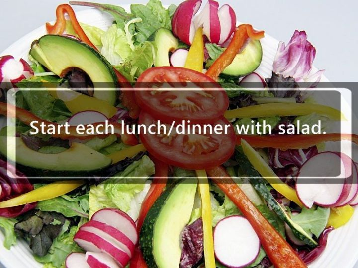 25 Tips for Good Health -