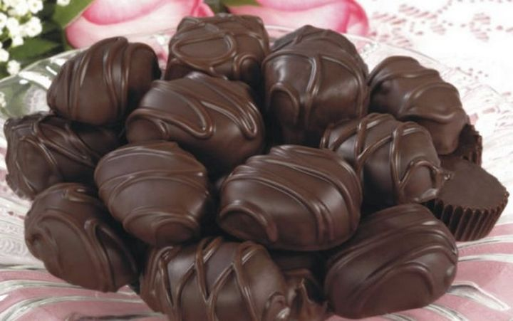 """25 Facts About Chocolate - It also helps keep the """"good"""" bacteria in your gut in check."""