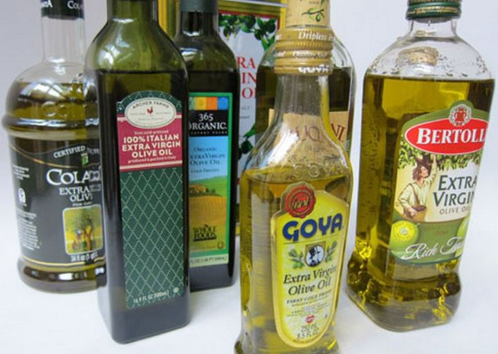 Common mistakes in the kitchen - Using extra virgin olive oil to cook everything.