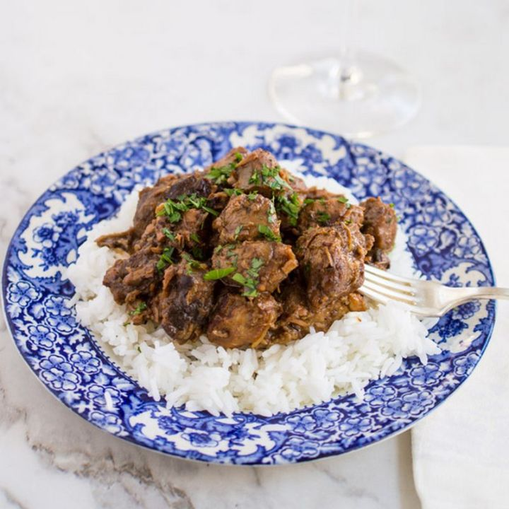 13 Crock-Pot Recipes - Paleo Slow Cooker Pork.
