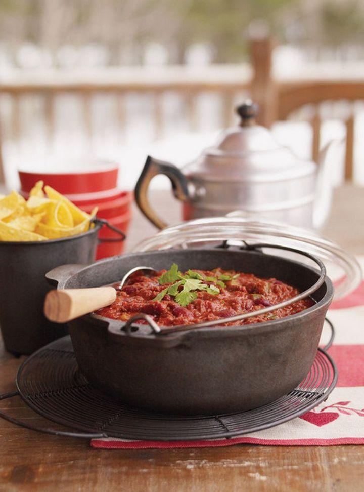 23 Best Chili Recipes - Classic Chili.