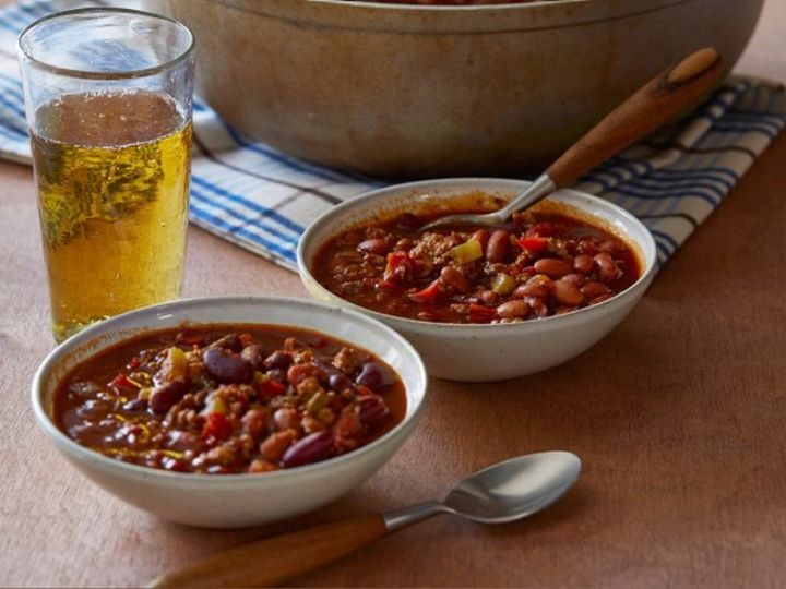 23 Best Chili Recipes - Game Time Chili.