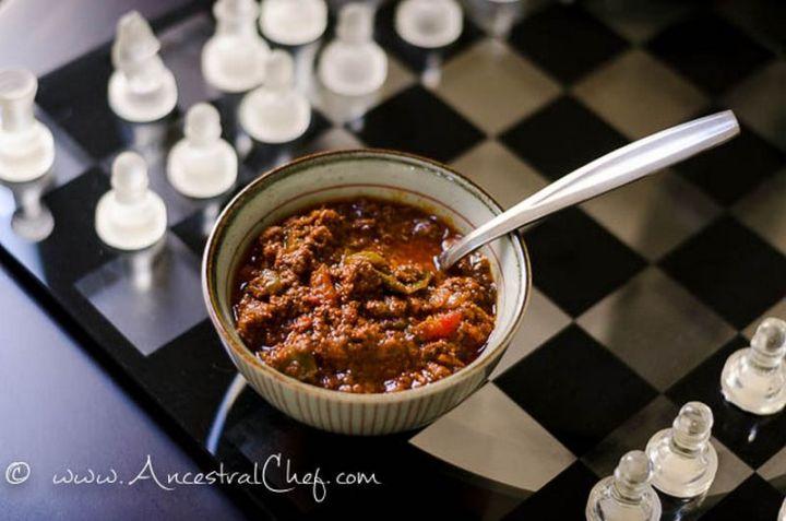 23 Best Chili Recipes - Raspberry Liver Chili.
