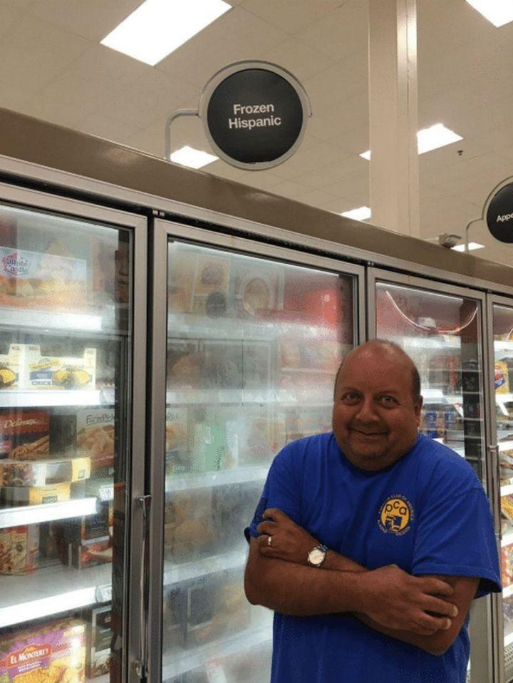 "71 Funny Dad Memes - ""Frozen Hispanic."""
