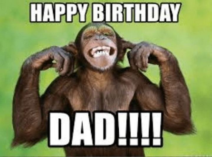 "47 Happy Birthday Dad Memes - ""Happy birthday dad!!!!"""