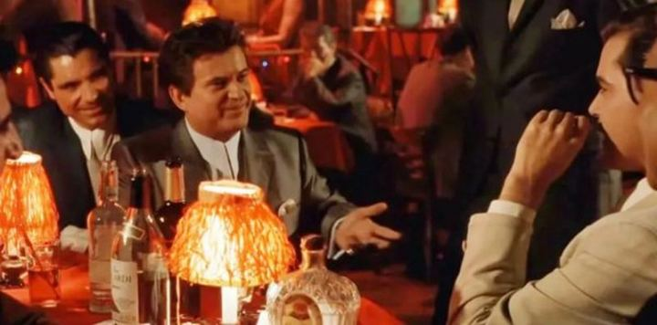 "The ""How am I funny?"" scene in GoodFellas is based on something that actually happened to Joe Pesci. While working in a restaurant, a young Pesci apparently told a mobster that he was funny, a compliment that was met with a less-than-enthusiastic response. Pesci relayed the anecdote to Martin Scorsese, who decided to include it in the film. Scorsese didn't include the scene in the shooting script so that Pesci and Ray Liotta's interactions would elicit genuinely surprised reactions from the supporting cast."