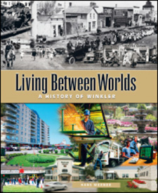 Living Between Worlds book cover