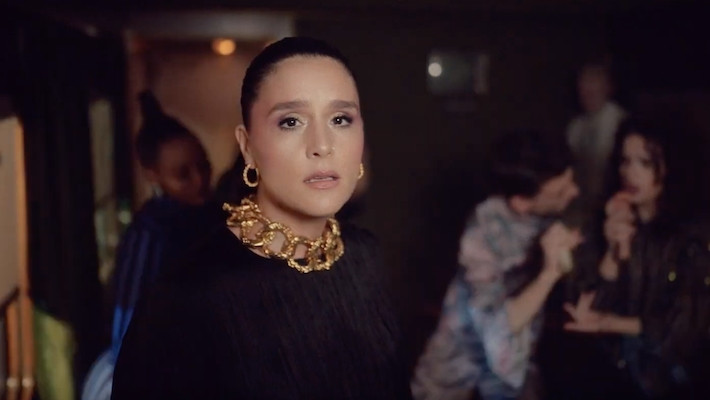 Watch] Jessie Ware's 'Spotlight' Video Is A Sweet, Surreal Train ...