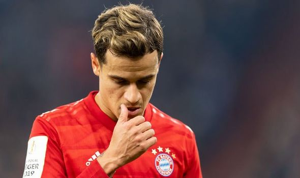 Liverpool decide Philippe Coutinho is transfer target if Barcelona ...