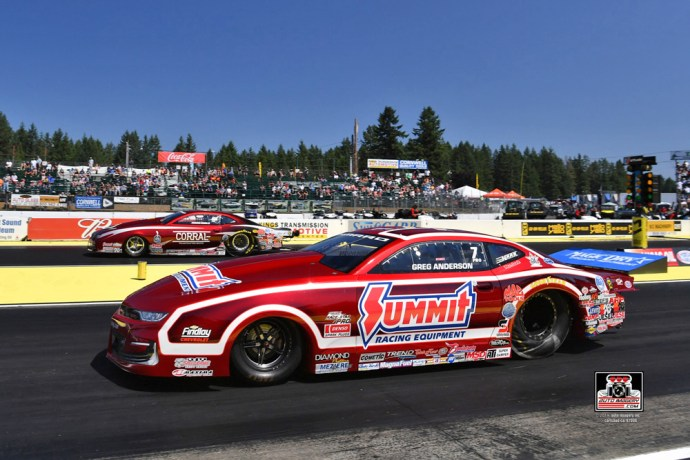 32nd Magic Dry Organic Absorbent NHRA Northwest Nationals