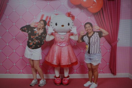 Jacky, Hello Kitty and Me