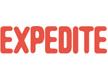 1034 – EXPEDITE Stock Stamp