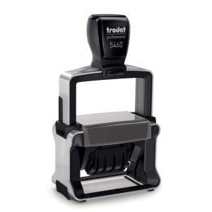 Trodat 5460 Self-Inking Professional Date Stamp