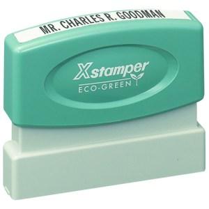 Xstamper N05 Pre-Inked Stamp