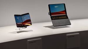 Surface Duo and Neo were both announced at the beginning of October by Microsoft. There is still a year to go before they are officially available