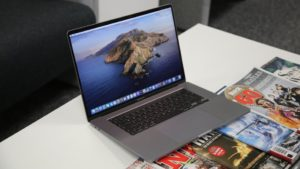 Apple has clearly listened to its customers, including many designers, and with the MacBook Pro 16-inch, it has produced a professional laptop
