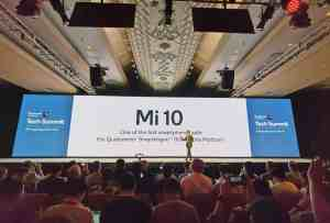 At the ongoing Qualcomm Snapdragon Summit 2019, Co-Founder & Vice Chairman of Xiaomi, Lin Bin, officially announced the Xiaomi Mi 10.