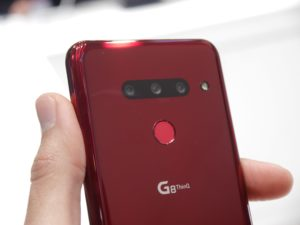 In November last year, the LG G8 ThinQ in South Korea started receiving the Android 10 system update.  Now, the US version of this phone also welcomes