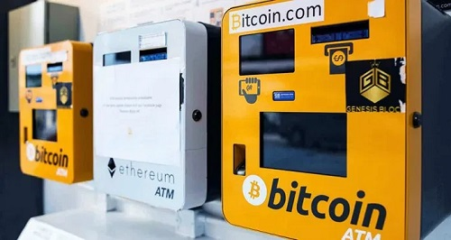 I know some of you didn't see this coming or never will have thought Nigeria will install the first Bitcoin ATM Machine in the country