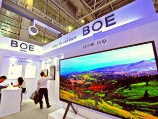 The market of LCD displays is about to face a major slow down with big companies such as Samsung and LG leaving it.