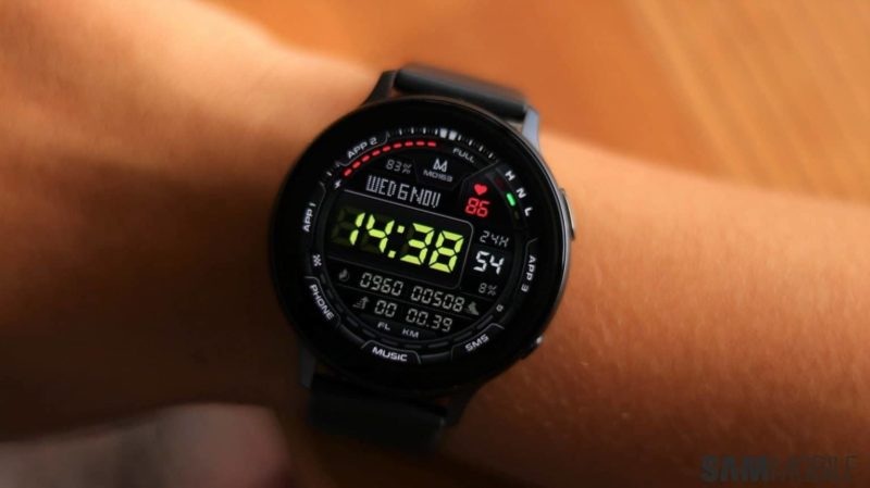 Samsung is currently working on its next iteration of smartwatch under its Galaxy Watch lineup. After the Galaxy Watch Active 2,