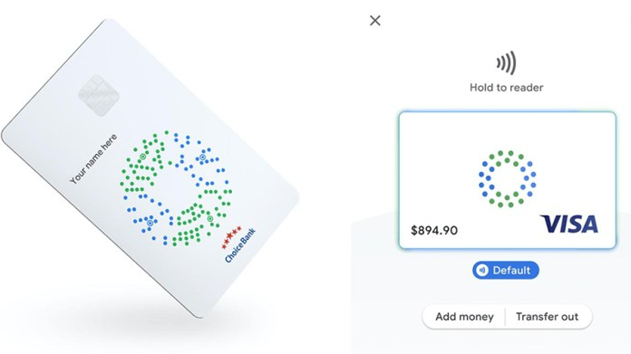 Google is designing its own physical and digital debit card. The Google card and a linked checking account will enable users to buy