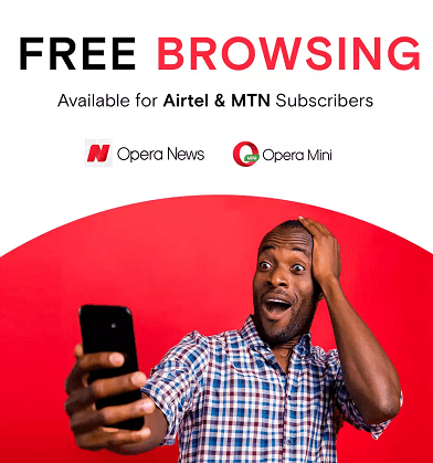 The weekend is here again and this is what we have for you; Opera has once again partnered with MTN and Airtel in Nigeria to give you more