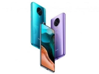 The Xiaomi Redmi K30 Pro Zoom is a bigger version of the Xiaomi Redmi K30 Pro. The smartphone comes with an upgraded RAM