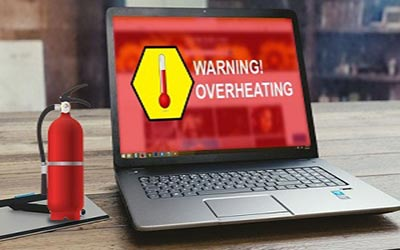Top 5 Causes Of Overheating Issues In Laptops. The exhaust vents are located on the sides of a laptop and possibly some laptops have exhaust