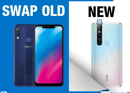 Places In Nigeria You Can Swap your Old Tecno, Infinix, Itel Phones For a new One.  Some of you perhaps know but don't know the locations where you can swap them