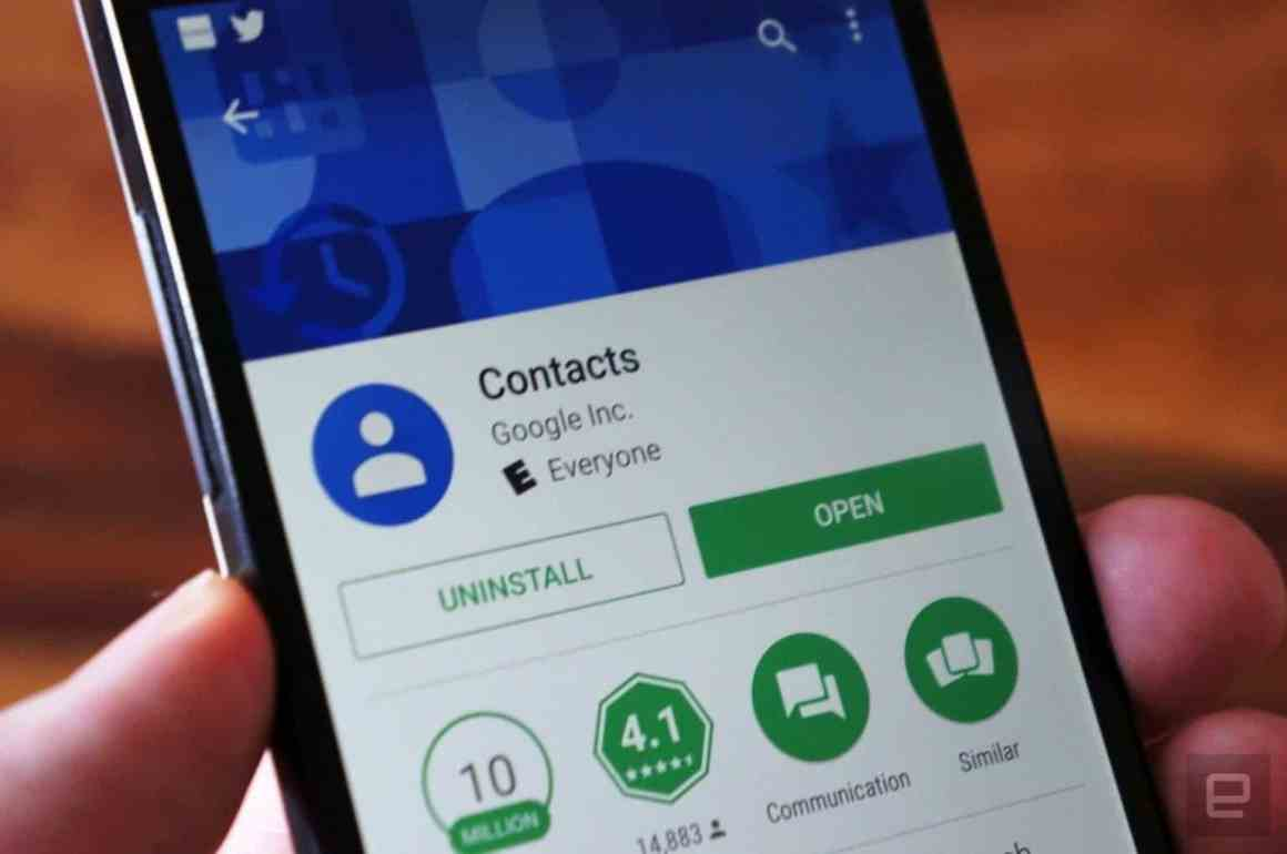 HERE'S HOW YOU CAN RESTORE YOUR DELETED CONTACTS FROM GOOGLE ACCOUNT