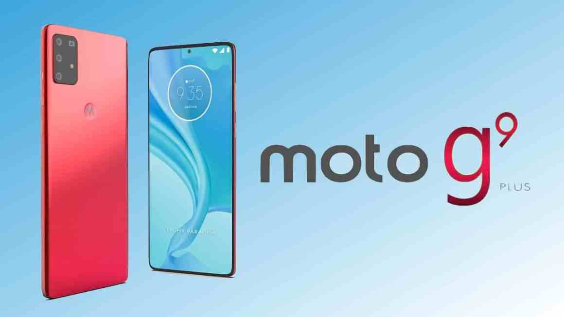 MOTOROLA MOTO G9 PLUS RECEIVES FCC APPROVAL, LAUNCH IS IMMINENT