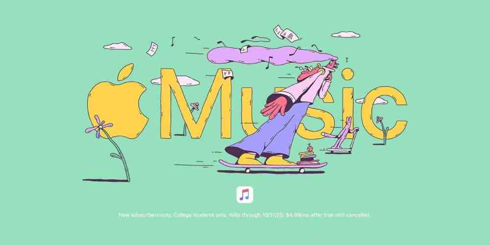 APPLE MUSIC SIX-MONTH TRIAL OFFER IS BACK