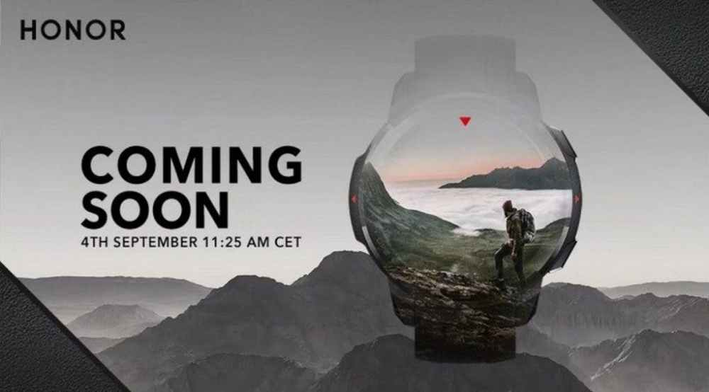 HONOR WATCH GS PRO, HONOR PAD 6 AND PAD X6 TO BE REVEALED AT IFA BERLIN