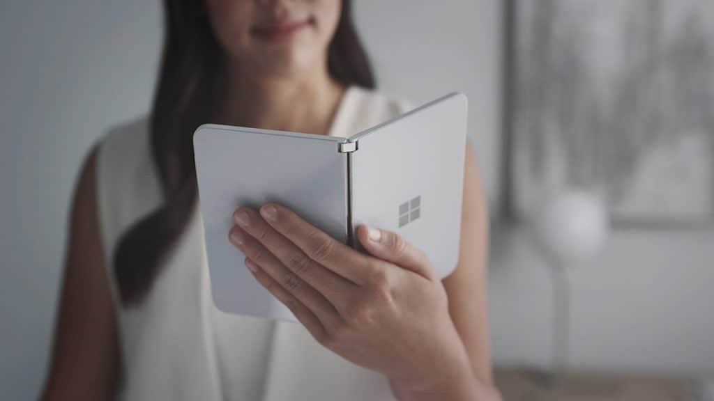 MICROSOFT PROMISES 3 YEARS OF UPDATES FOR ITS SURFACE DUO