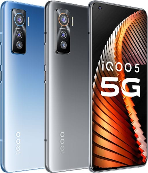 The Vivo iQOO 5 5G is a follow up of the previously releasedVivo iQOO 3 5G. It retains the same Snapdragon 865 processor. However, it offers a slightly bigger display with a 120Hz