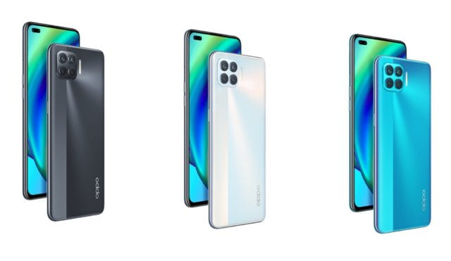 Oppo F17 Pro Full Phone Specifications and Price.   It has a 6.43-inches in size, 48MP Samsung, and also a 4015 mAh battery capacity.