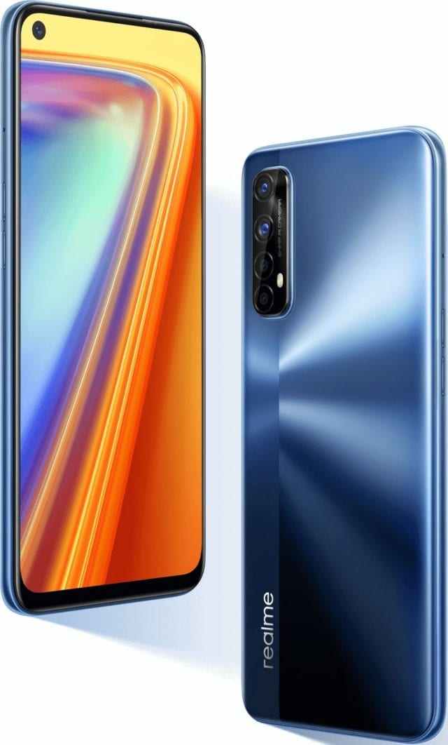 Realme 7 Full Phone Specification and Price.  Realme 7 Key Specs & Features 6.5 inches IPS LCD Display, 1080 x 2400 pixels, 20:9 ratio (~405 ppi)