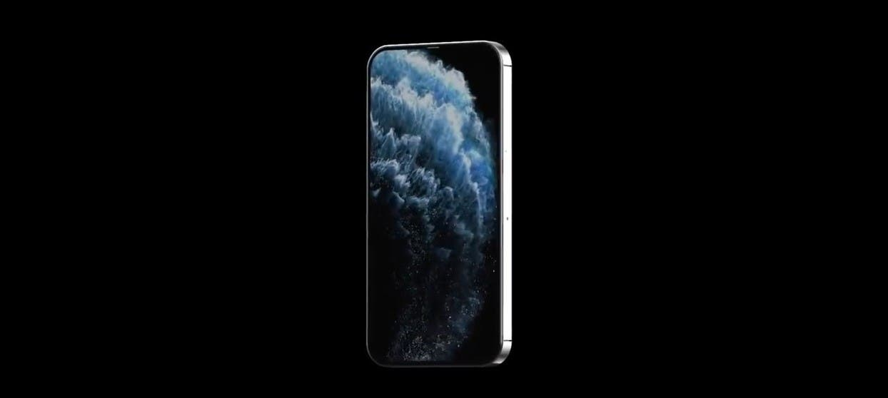 APPLE TO SHIP HALF OF TOTAL FLEXIBLE OLED SMARTPHONES IN 2021.  The market of smartphones has pretty much struggled during the first months of 2020