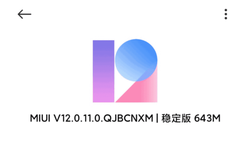 XIAOMI MI 10 NOW GETTING MIUI 12.0.11.0 STABLE UPDATE.  The Xiaomi Mi 10 smartphone was released by the company at the Beijing Xiaomi Technology Park
