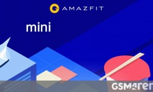 Amazfit GTS 2 mini to be announced on December 1