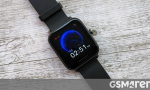 Amazfit Pop Pro smartwatch incoming on December 1