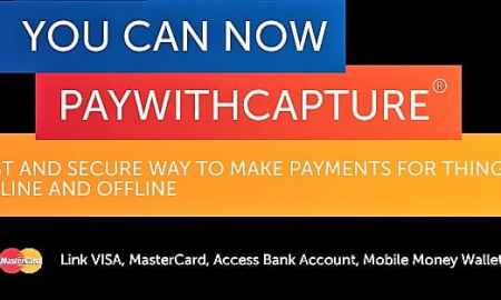 How to link your account to PaywithCapture if you an Access Bank user