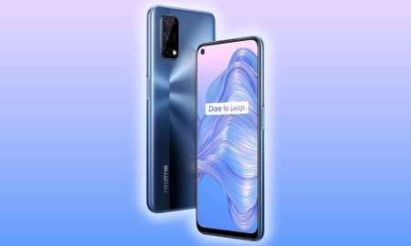 Realme 7 5G launched with Dimensity 800U SoC and 120Hz display