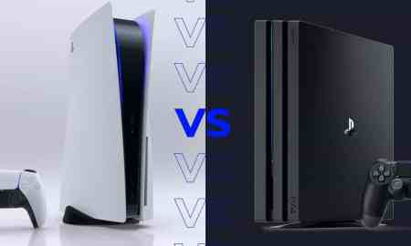Sony PS5 Vs PS4 Pro - Game download speed test
