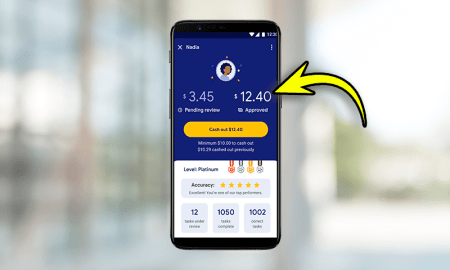 Task Mate, the new Google application to earn money from your mobile